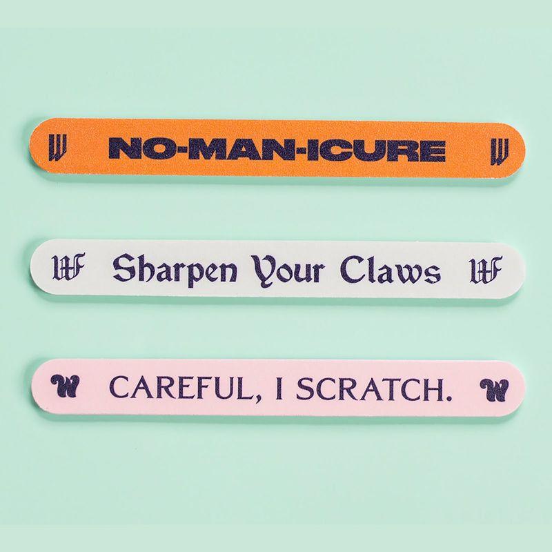 Feminist Nail Accessories
