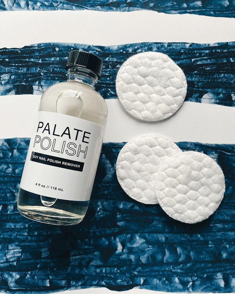 Soy-Based Nail Polish Removers