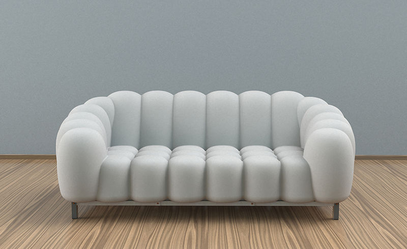 Nomad-Inspired Couches