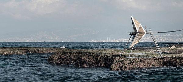 Kinetic Sea Sculptures