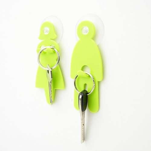 Fluorescent Nook Hangers