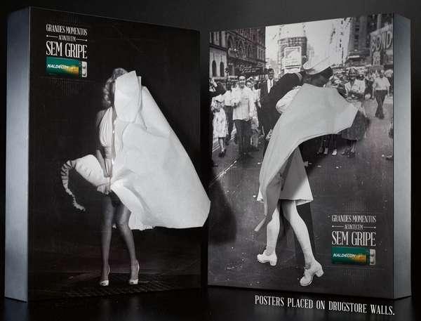 Dress-Stripping Drug Ads