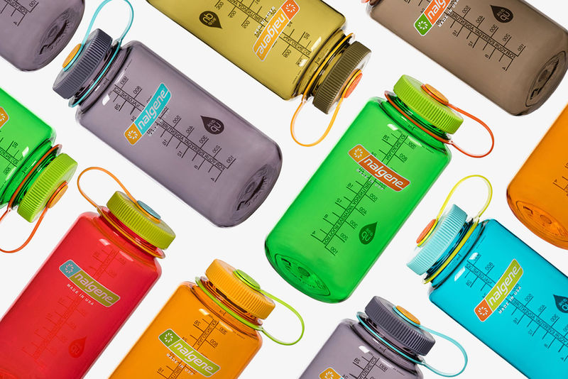 Nature-Inspired Reusable Water Bottles