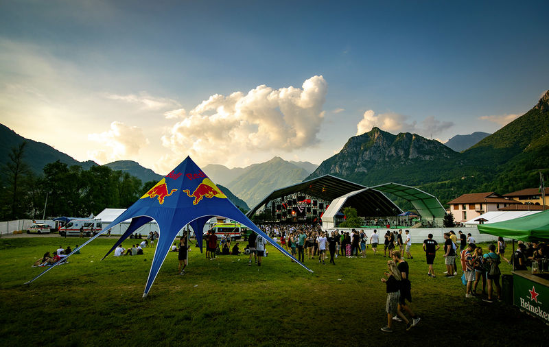 Boutique Music Festival Experiences