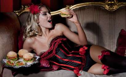 Burlesque Burger Campaigns