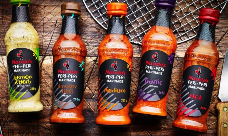 Fast Casual Marinade Products