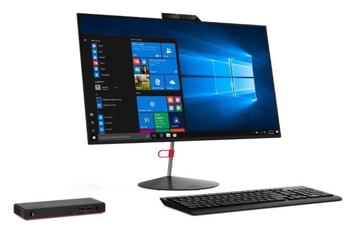 Ultra-Portable Desktop PCs