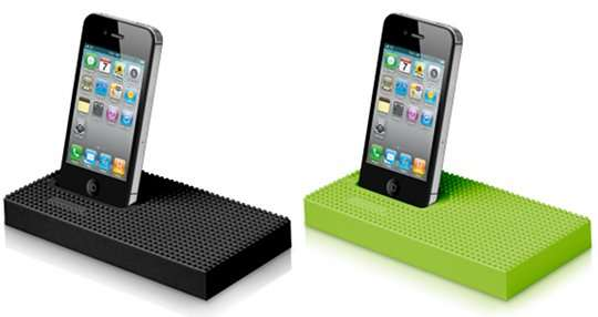 Building Block Gadget Docks