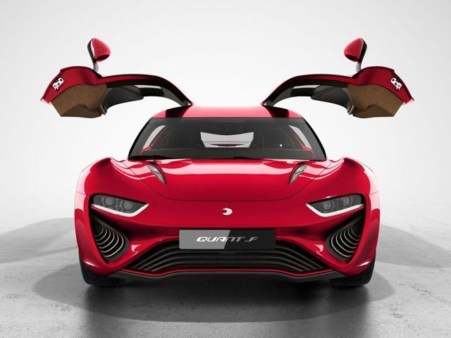 Advanced Electric Supercars