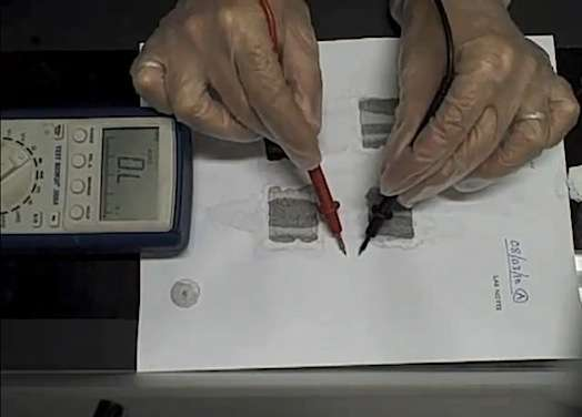 Electricity Conducting Paper