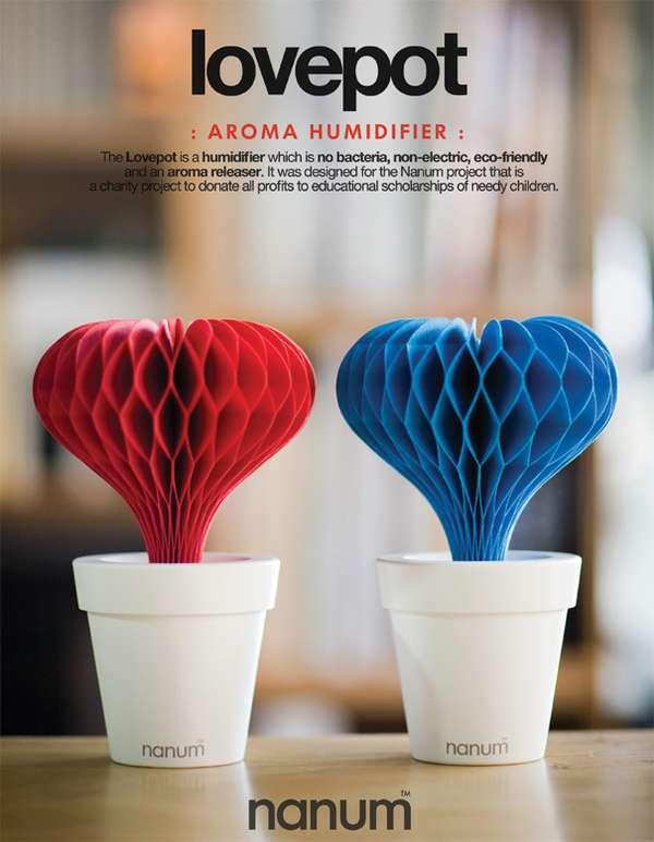 Love Pot Humidifiers