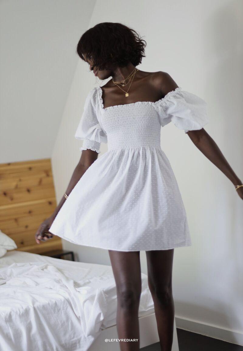 Sleepwear-Inspired Wedding Dresses