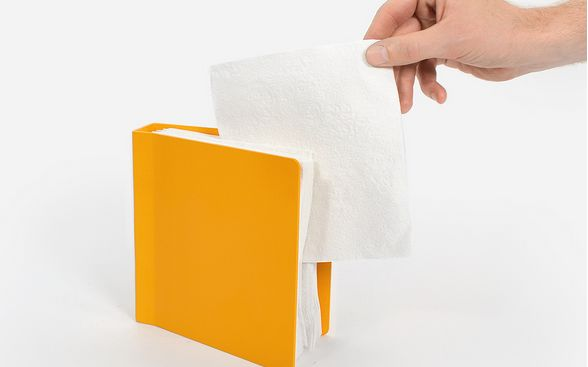 Novel Napkin Holders