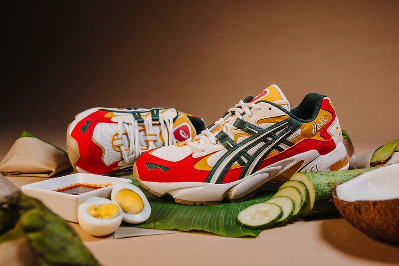 National Dish-Inspired Sneakers