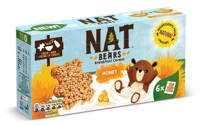 Interactive Children's Breakfast Cereals