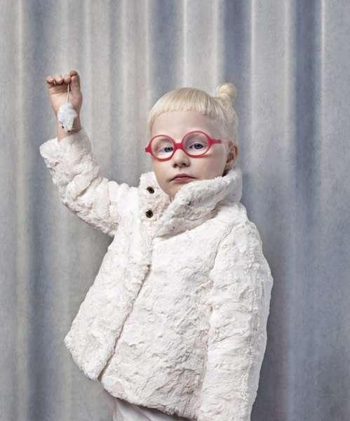 Albino-Esque Kidtography