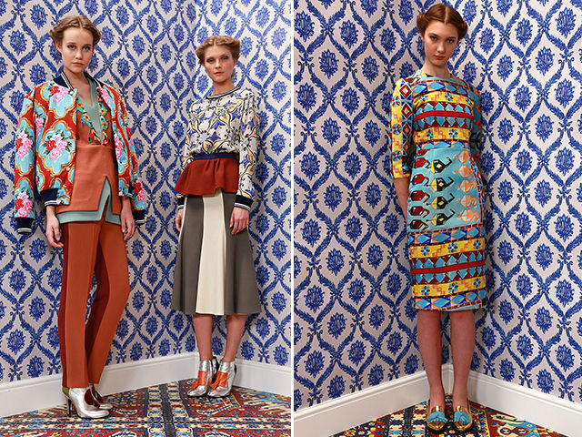 Victorian Modular Fashions