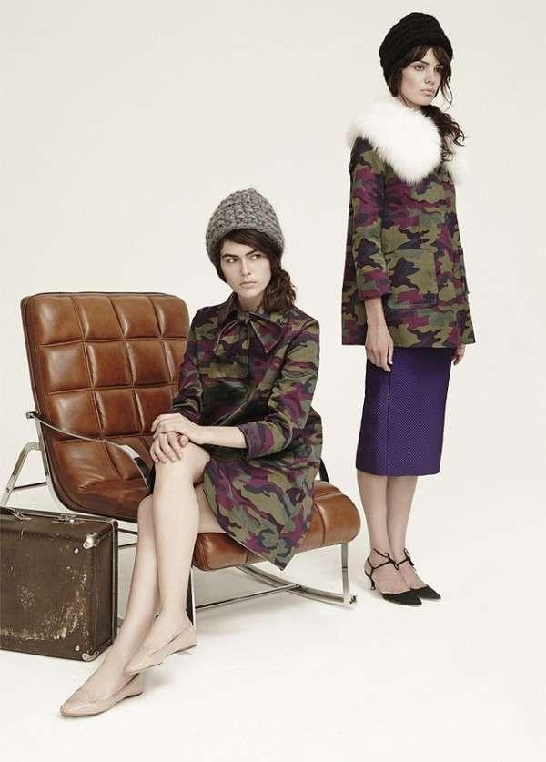 Eclectic Ladylike Fashion