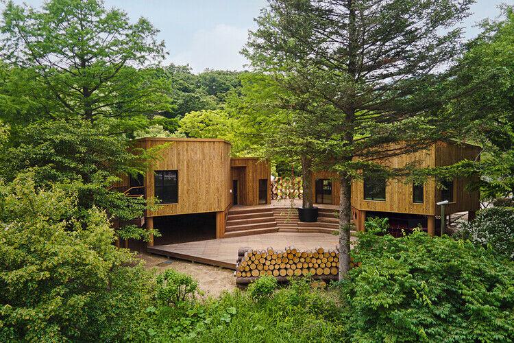 Nature-Preserving Architectural Designs