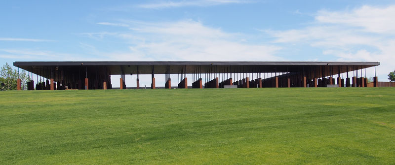 Poignant Lynching Memorials