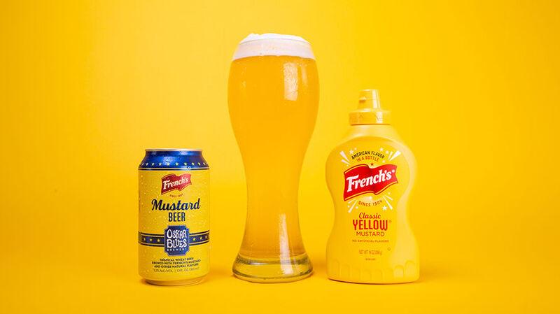 Mustard-Inspired Beers