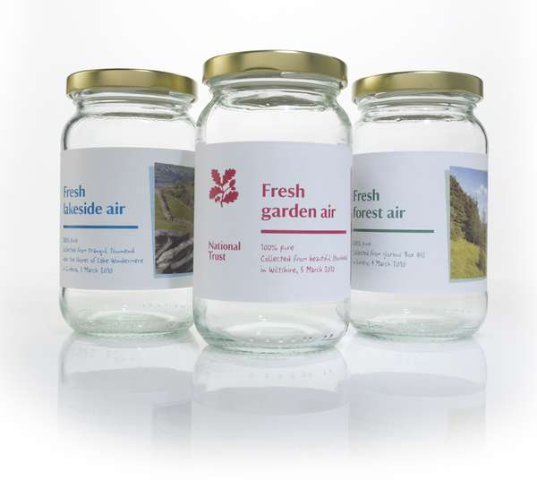 Fresh Air Jars