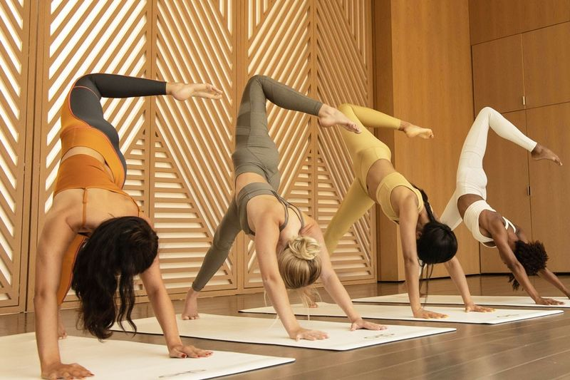 Earth-Inspired Yoga Clothes
