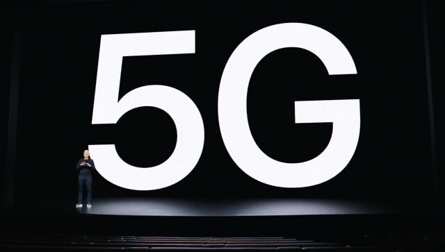 Nationwide 5G Network Announcements