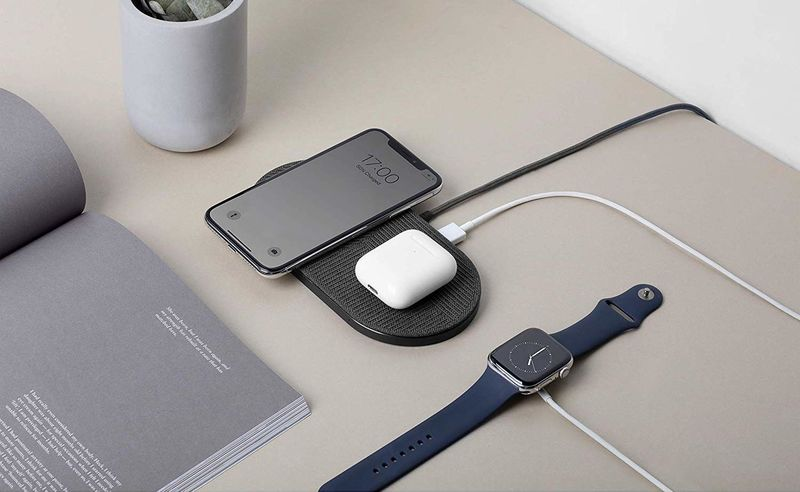 Triple-Device Charger Mats