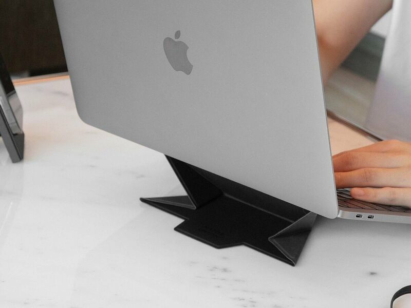 Flatpack Origami Laptop Stands