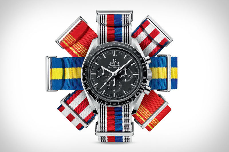 Olympics-Celebrating Watch Straps
