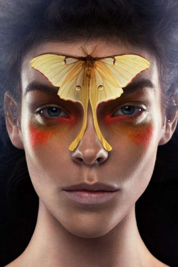 Nature-Infused Beauty Photography