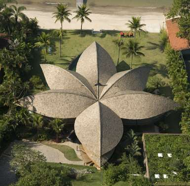 Flora Inspired Eco Architecture