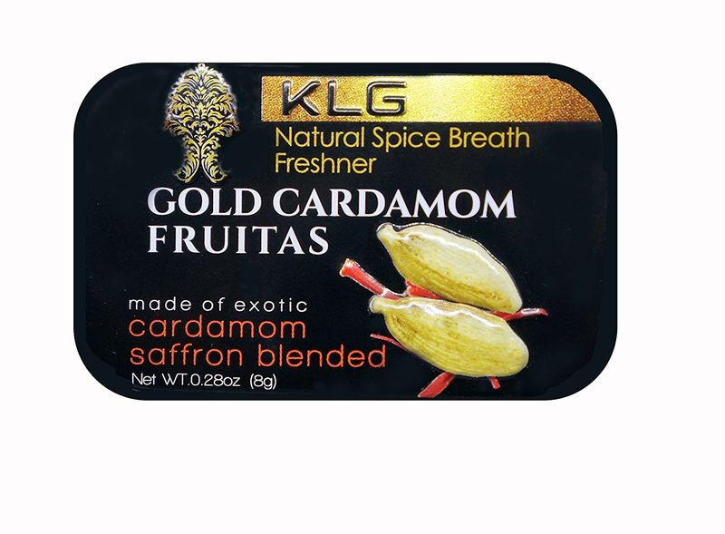 Cardamom Breath Fresheners
