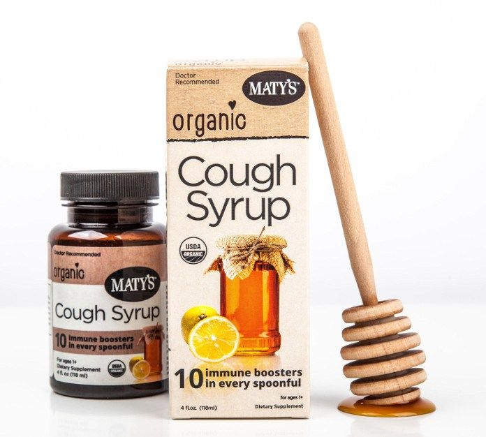Immune-Boosting Cough Syrups