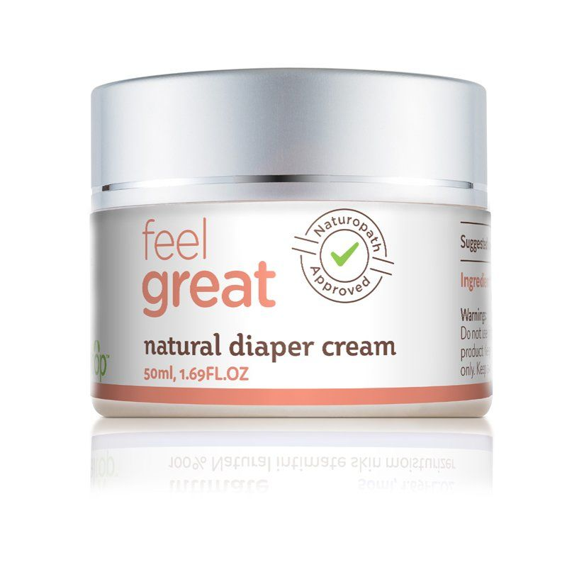 All-Natural Diaper Creams