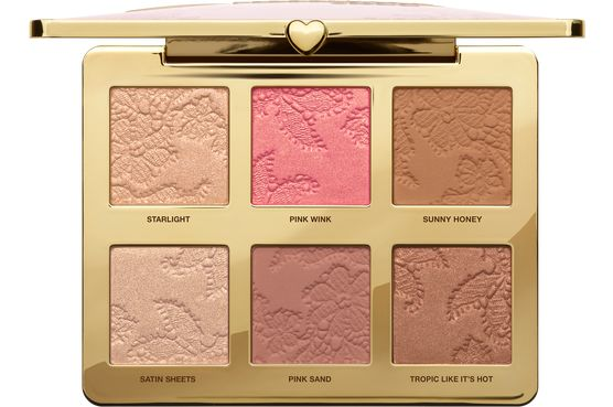Glowing Face Makeup Palettes