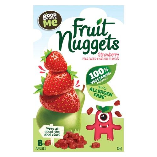 Pear-Based Natural Fruit Snacks