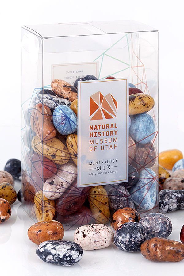 Candy-Like Mineral Packaging