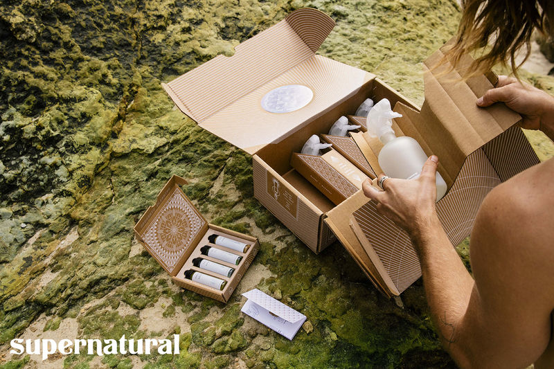Natural Home Cleaning Kits