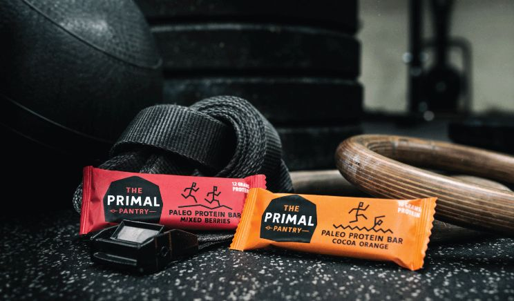 Cold-Pressed Protein Bars