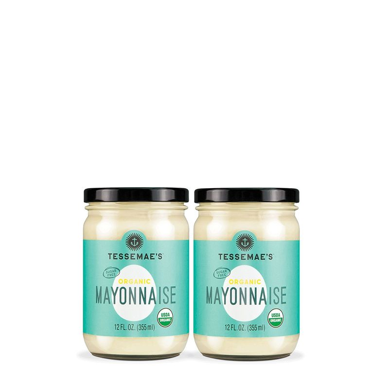 Clean-Label Mayonnaise Spreads