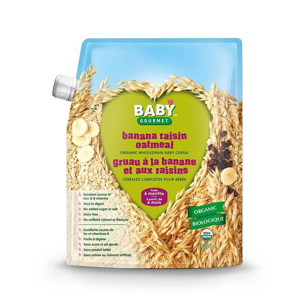 Organic Convenient Baby Food