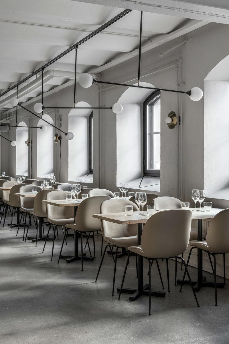 Informed Natural Restaurant Interior