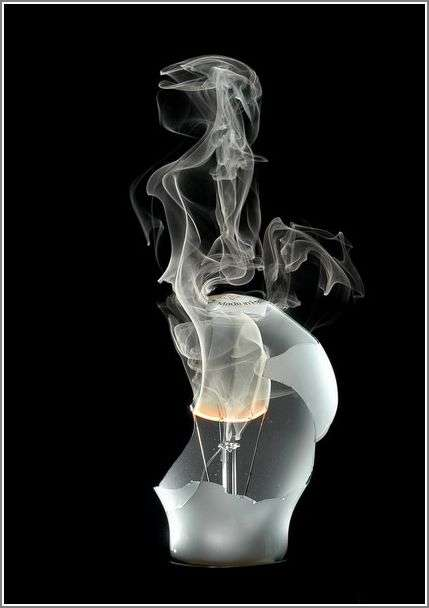 Natural Smoke Art