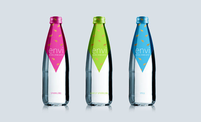 Party Spring Water Packaging