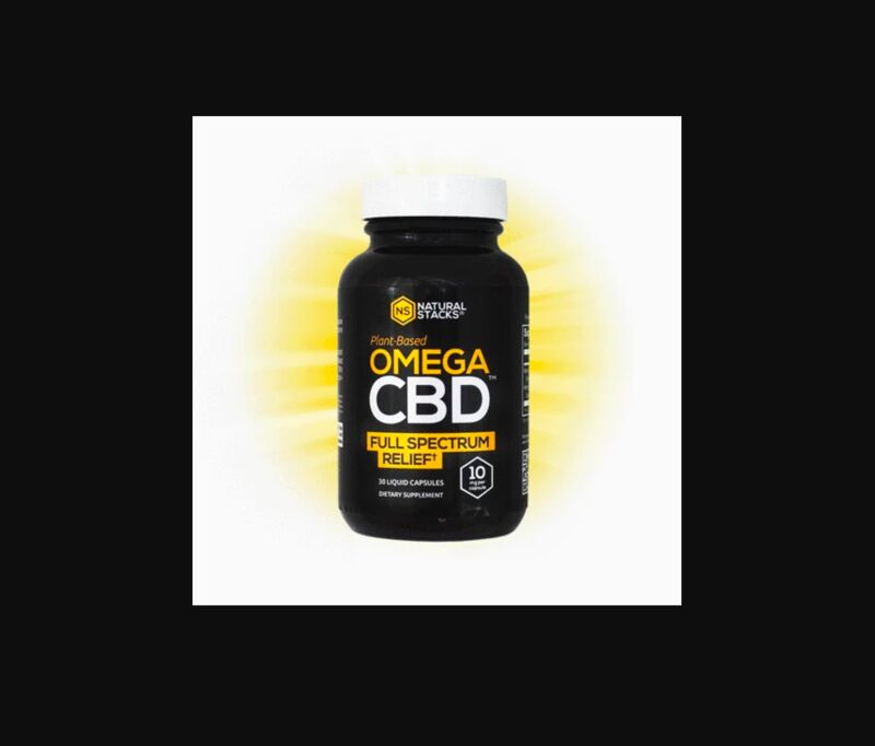 CBD-Infused Omega-3 Supplements