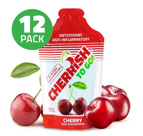 Recovery-Boosting Cherry Juices