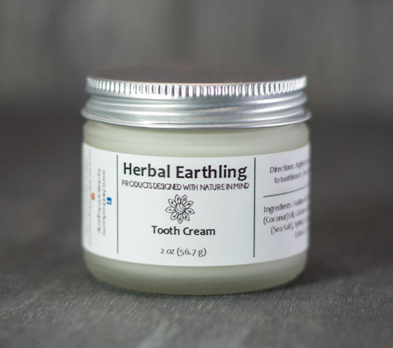 Organic Dental Creams