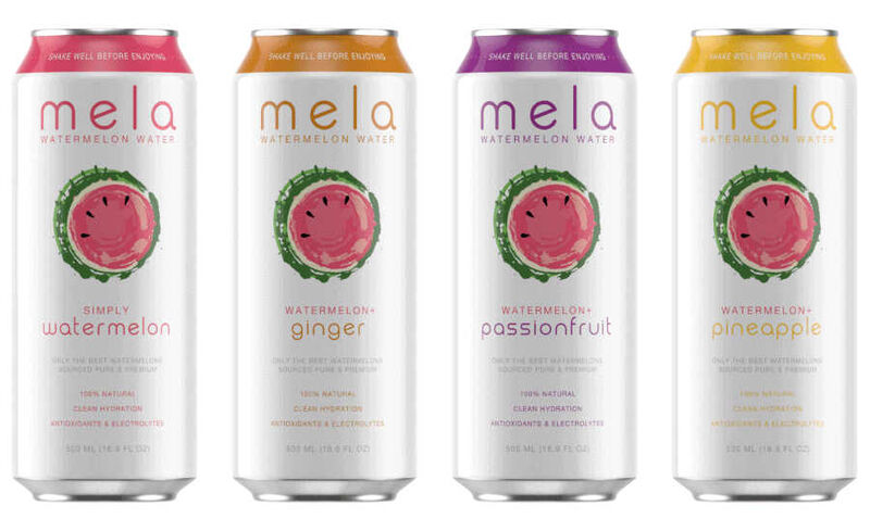All-Natural Watermelon Beverages
